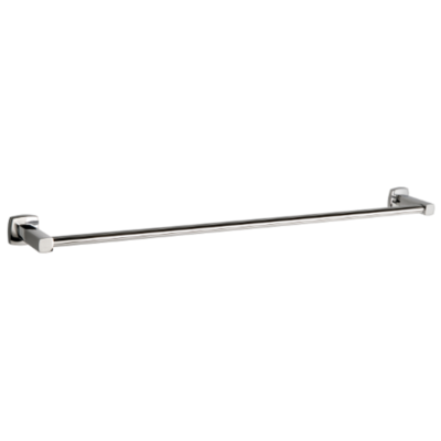 Miller Denver Towel Rail Chrome 500mm x 75mm x 41mm x 37mm 6406C