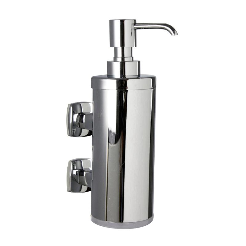 Miller Denver Lotion Bottle Chrome 165mm X 65mm 6444C