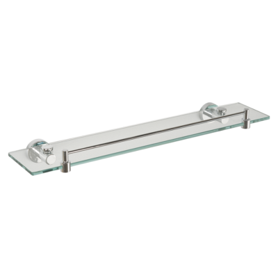 Miller Bond Shelf Chrome 500mm x 120mm x 45mm 8702C