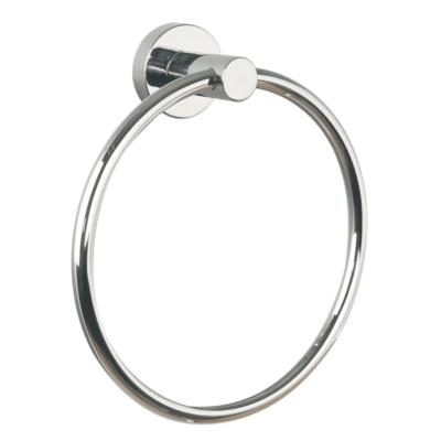 Miller Bond Towel Ring Chrome 170mm x 45mm 8705C
