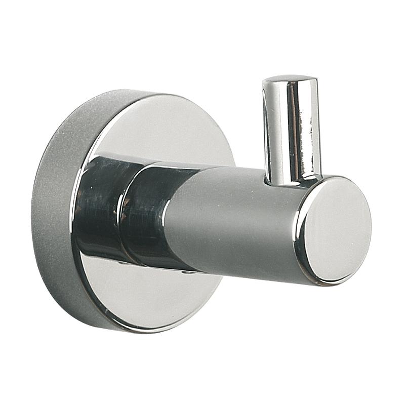 Miller Bond Single Hook Chrome 58mm x 45mm 8722C