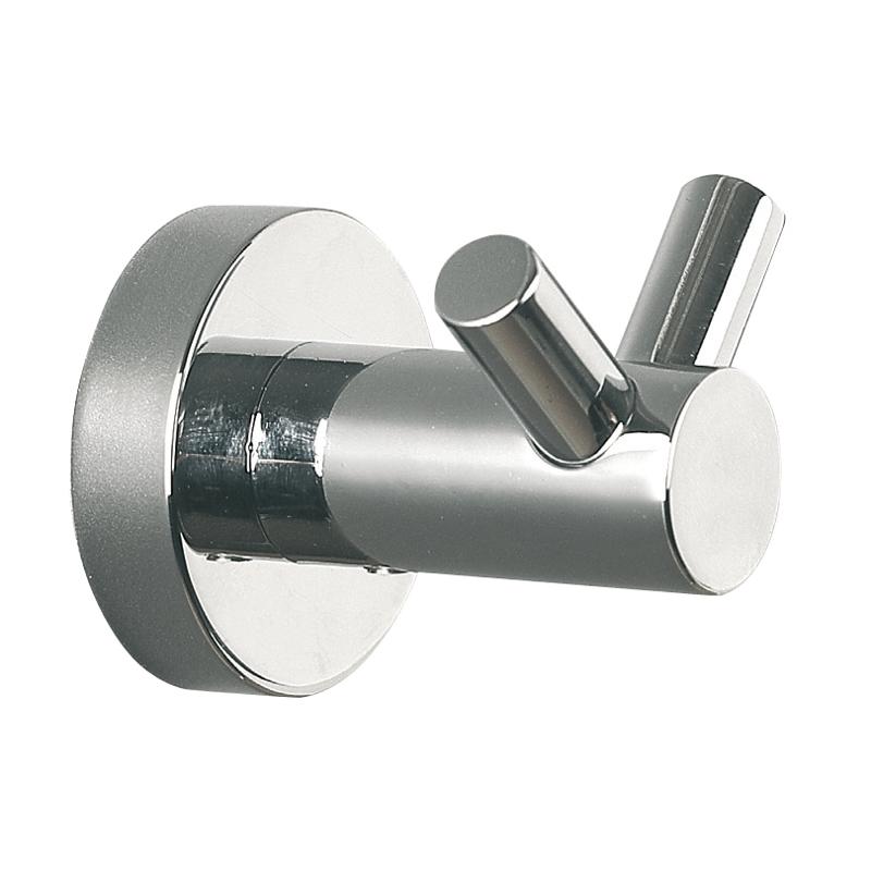 Miller Bond Double Hook Chrome 58mm x 45mm 8723C