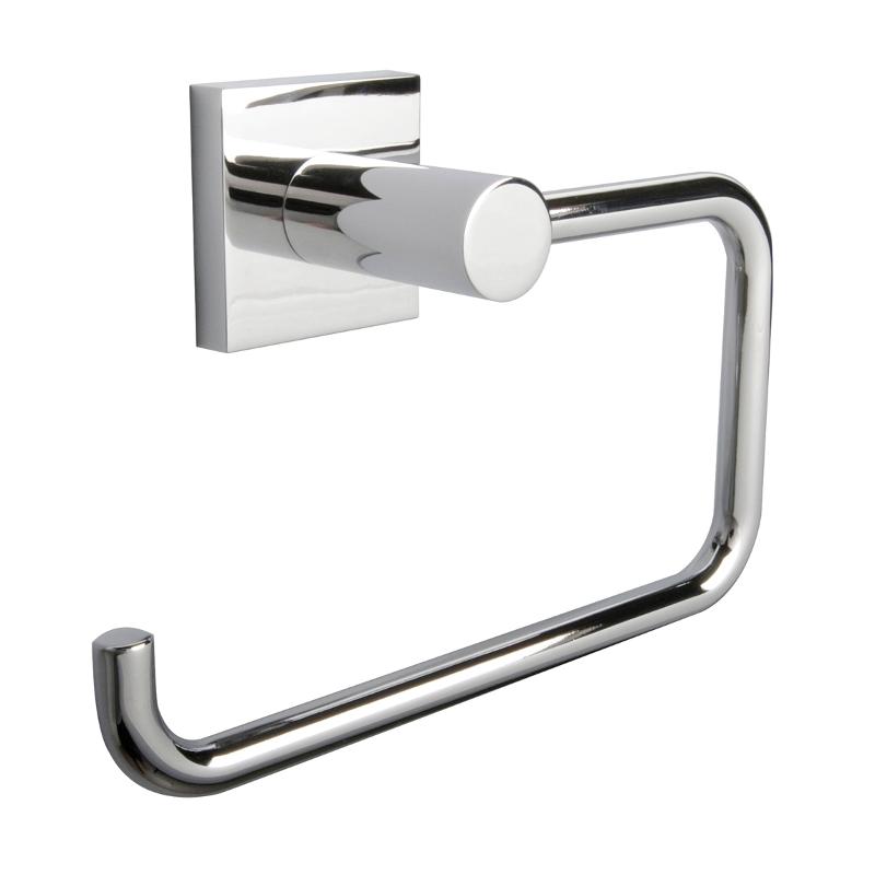 Miller Atlanta Toilet Roll Holder Chrome 150mm x 105mm x 45mm 8810C