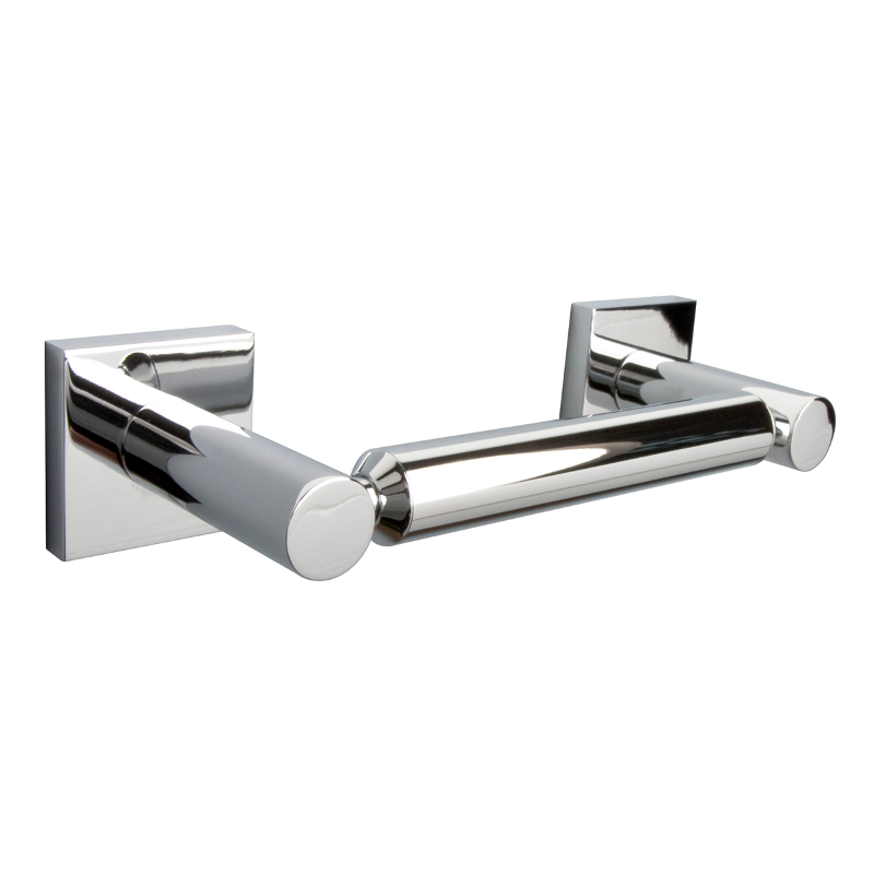 Miller Atlanta Double Post Toilet Roll Holder Chrome 8837c