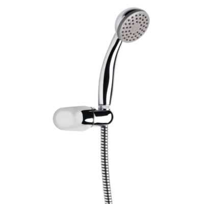 Croydex 1 Function Bath & Shower Set With Bracket AM162041