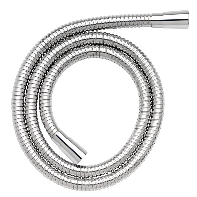 Croydex Shower Hose 2M with 11mm Bore Stainless Steel Chrome AM550641