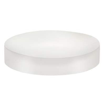 Croydex Kingsley Soap Dish Frosted White FS611913