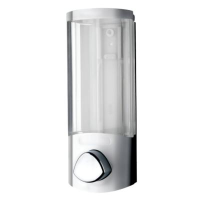 Croydex Euro Dispenser Uno Chrome Plated 200mm x 80mm x 80mm PA660841