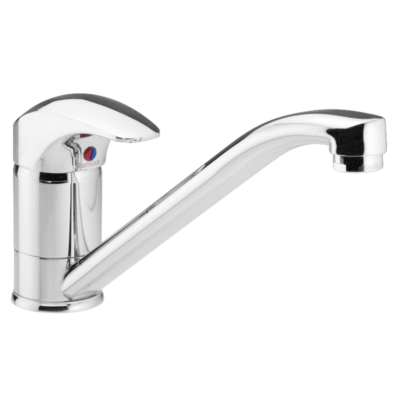 Damixa Space Mono Kitchen Mixer 0.1 Bar Low Pressure Chrome 152mm x 227mm TB101041 10000