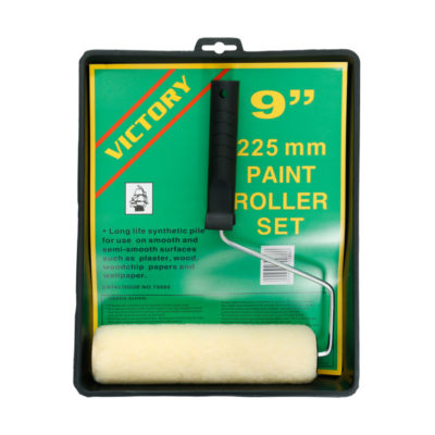 Roller tray and roller 225mm