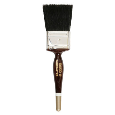 Contractor paint brush