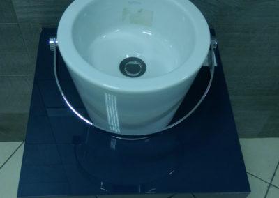 Ideal Standard Amusa Vessel Basin on Ippare Console