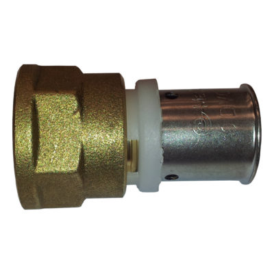 Comisa Press Female Coupling