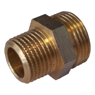 Comisa Press Male Screw Fitting Tapered