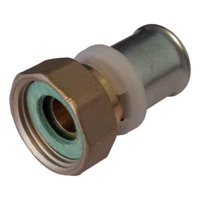 Comisa Screw Connector Flat Seal