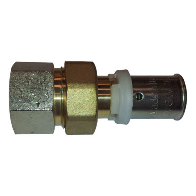 Comisa Press to Copper coupler