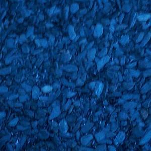 Mineral top on felt