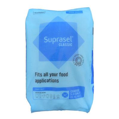 Suprasel Salt Coarse 1-3 25Kg