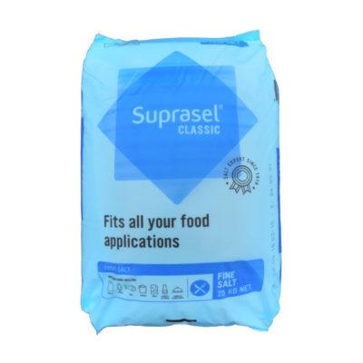 Suprasel Fine Vacuum Salt 25Kg