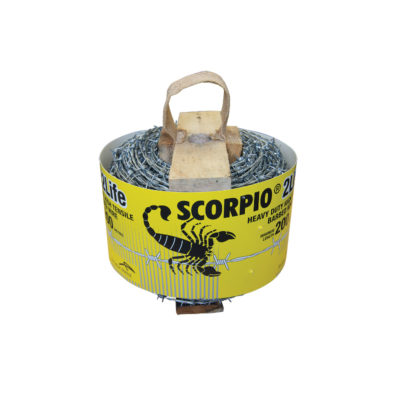 Estate Scorpio Barbed Wire High Tensile